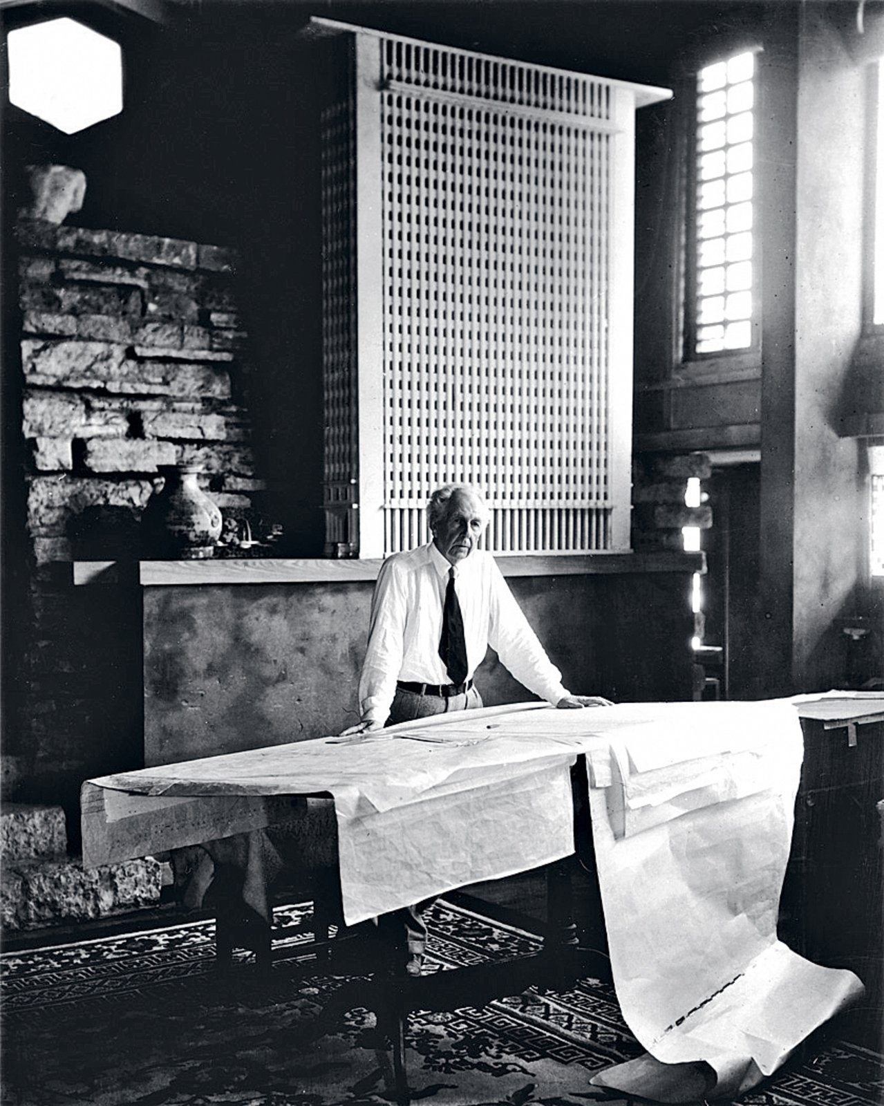 Photo 1 of 11 in Dwell Reflects on Frank Lloyd Wright in Honor of the 150th Anniversary of His Birth