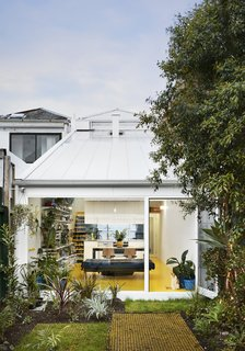 An Architect Turns His Victorian Home Into a Sun-Drenched Live/Work Space - Photo 1 of 12 -