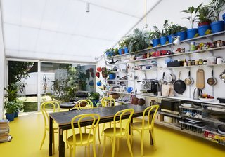 An Architect Turns His Victorian Home Into a Sun-Drenched Live/Work Space - Photo 6 of 12 -