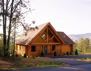 Yellowstone Log Homes offers the logs for your home as well as the building materials needed to dry in your house. You may customize your package by adding or removing individual items.