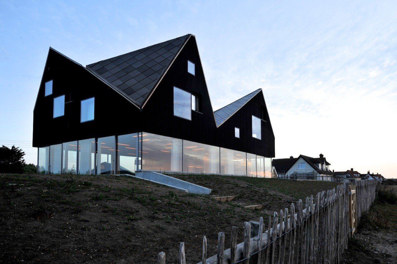 Photo 4 of 13 in 6 British Vacation Homes You Can Stay in That Were Designed by Renowned Architects