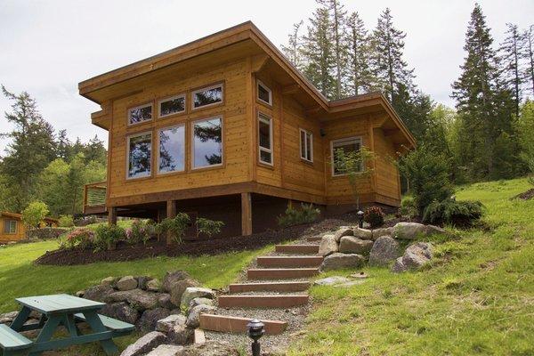 10 Prefab Log Home Companies