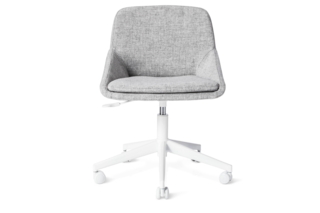 Modern by Dwell Magazine Gray Desk Chair