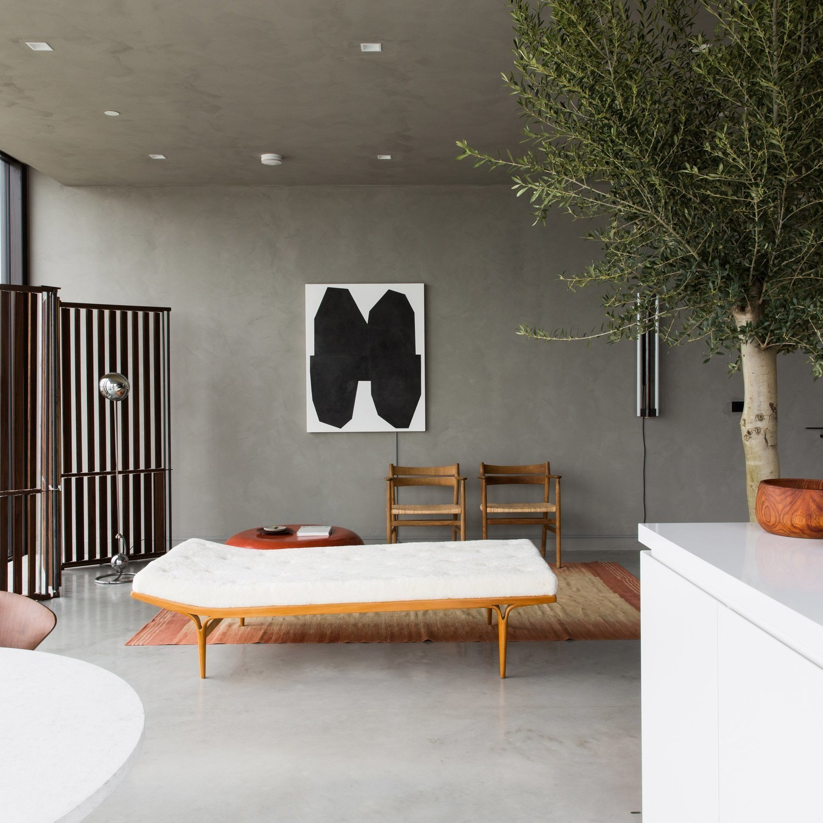 Photo 1 of 13 in For Just Under $2 Million, You Could Live in a London Penthouse Outfitted by Cereal Magazine