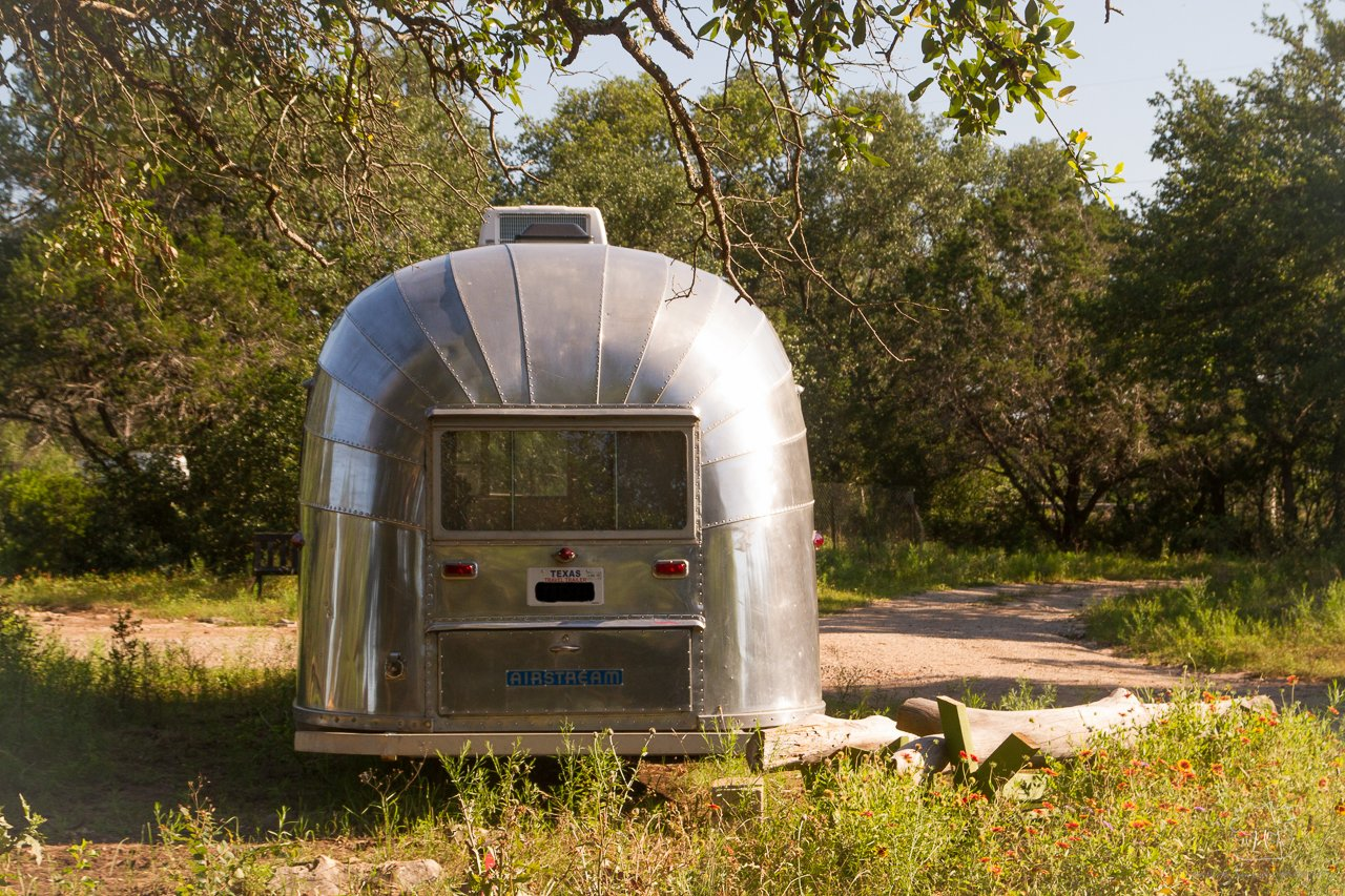 Photo 1 of 8 in These 7 Vintage Airstreams Were Transformed Into Modern Escapes