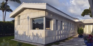 Exotic Concrete House