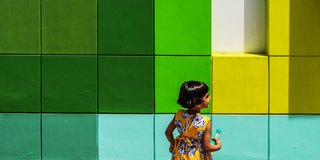A Dilapidated Home in New Delhi Is Transformed Into a School That Fosters Creativity