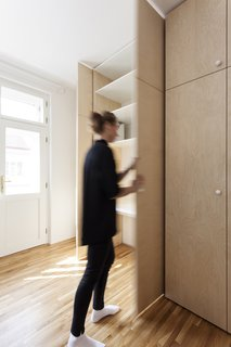 A Family Apartment in Prague That's Filled With Clever Storage Solutions and Built-In Nooks - Photo 7 of 12 -