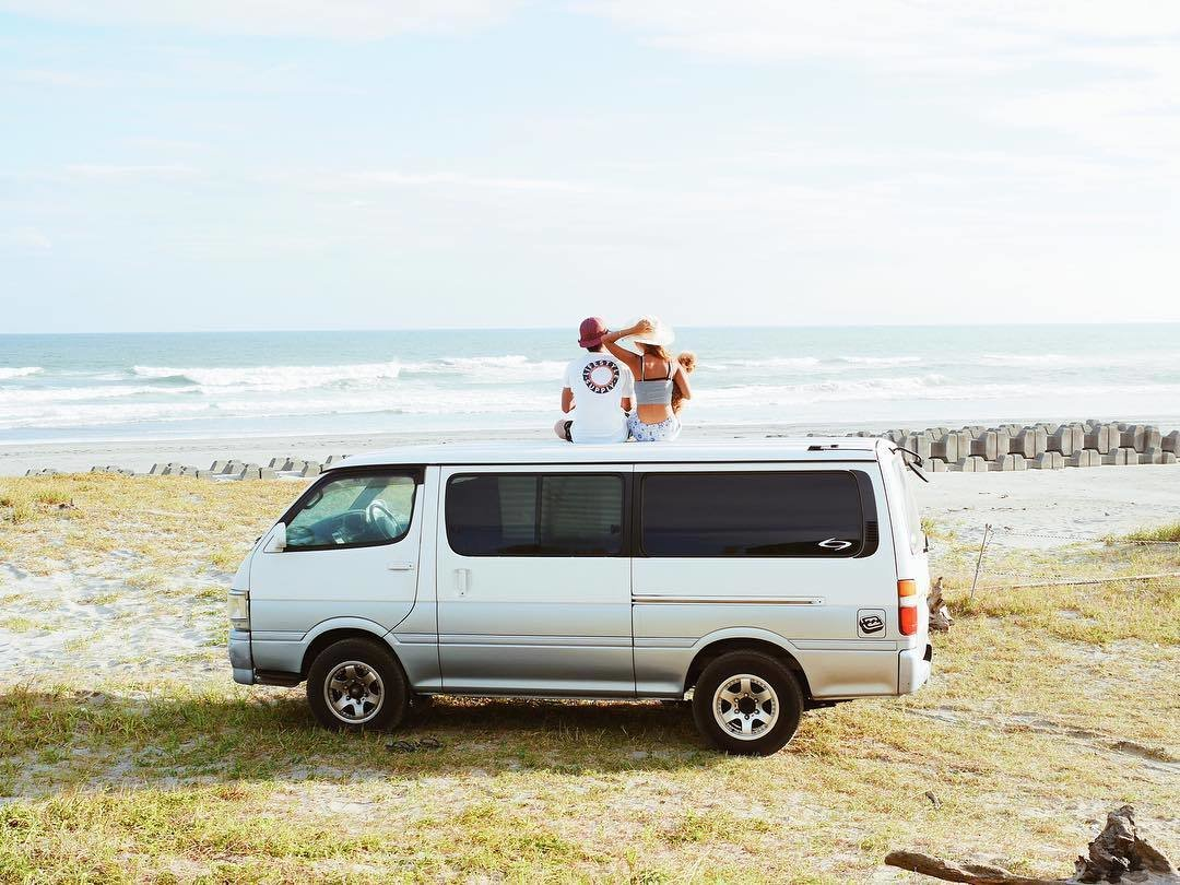Photo 1 of 11 in 9 Adventure Seekers Who Celebrate Small Space Living Through the Van Life