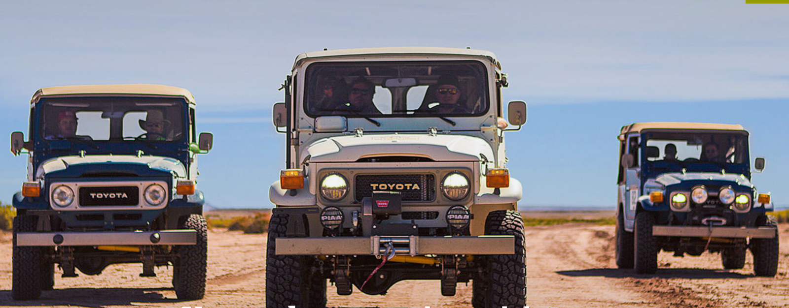 Why not take the path less travelled in your own 1982 Toyota Land Cruiser, completely rebuilt to your specifications? FJ Company's vision is to create a family-friendly traveller that's fit enough for the rigors of driving in the Colorado backcountry and equally as sure-footed on big-city freeways. It's one part classic Land Cruiser, one part  Photo 11 of 11 in 9 Adventure Seekers Who Celebrate Small Space Living Through the Van Life
