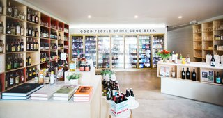 A Modern Liquor Market in Culver City Reminds the Neighborhood to Drink Well - Photo 6 of 8 -