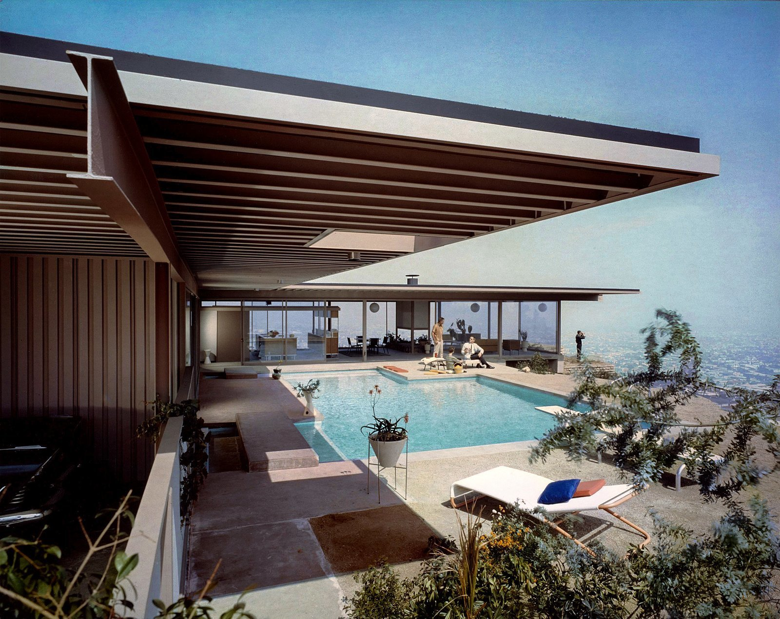 Photo 1 of 4 in Spotlight on the Midcentury Design Duo Who Invented the Term Indoor/Outdoor Living