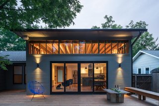 Bringing Light Into a Modest 1940s Bungalow in Austin - Photo 1 of 10 -