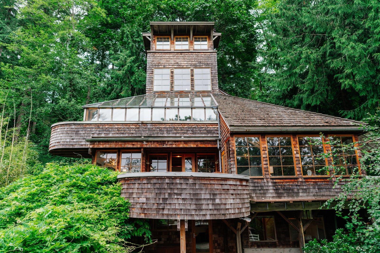 Tree House Tour Seattle