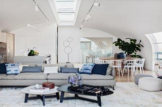 A Bondi Beach Penthouse Designed For Barefoot Luxury