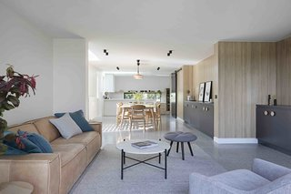 A Remodel Turns a Dark and Choppy House in Melbourne Into a Bright, Flexible Family Home