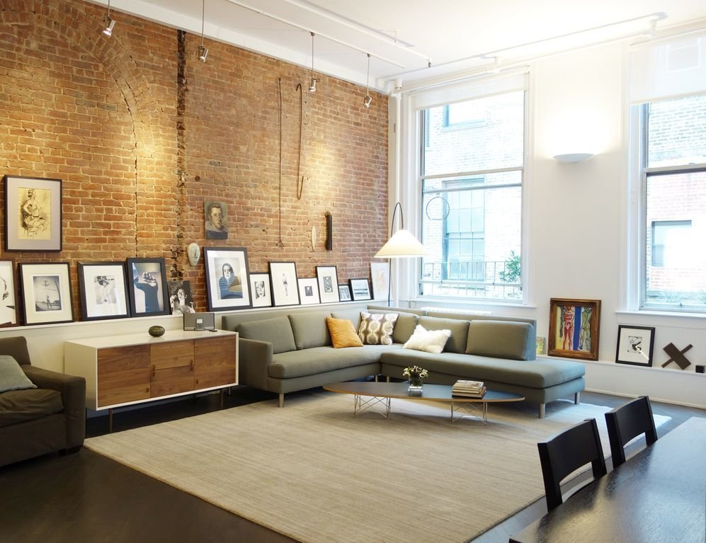 Photo 1 of 12 in Experience New York City's Eclectic Side at One of These Modern Short-Term Rentals