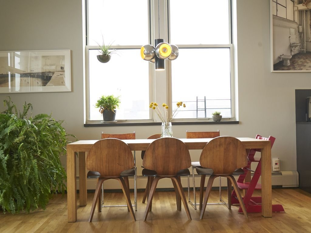 Photo 9 of 12 in Experience New York City's Eclectic Side at One of These Modern Short-Term Rentals