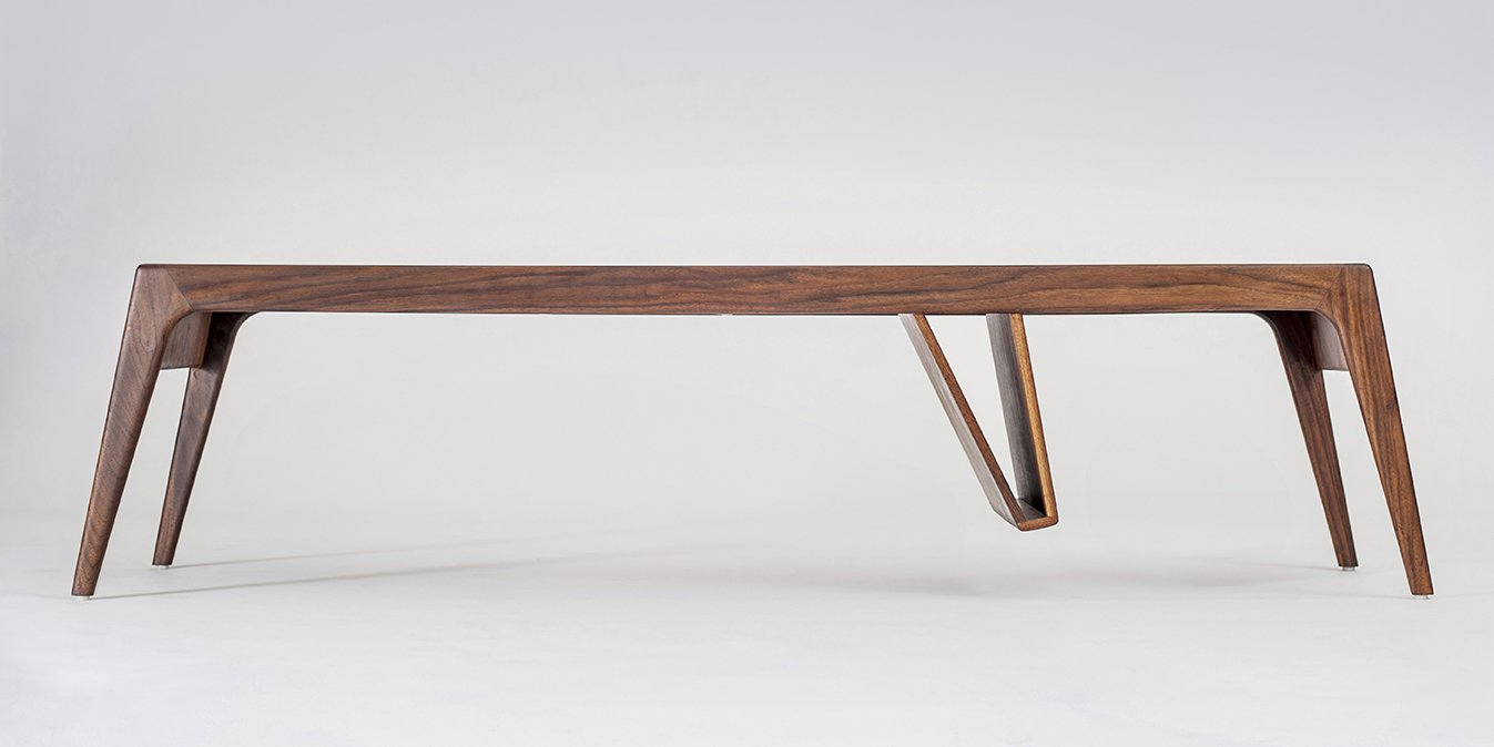 Articles about furniture design series coffee table on Dwell.com