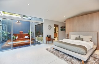 A Hexagonal Midcentury Residence in Southern California Offered at $2.89M - Photo 6 of 9 -