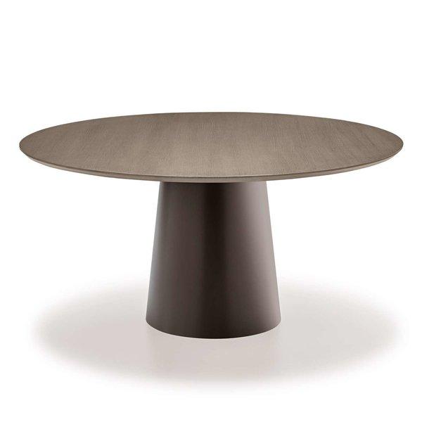 Sovet Italia Totem Wood Round Dining Table