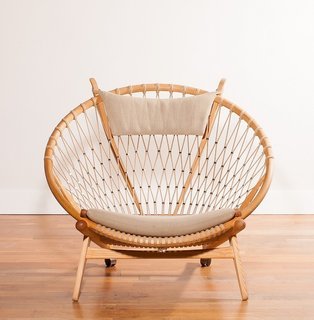 PP Møbler Hans J. Wegner PP130 Circle Chair by Danish Design Store - Dwell  sc 1 st  Dwell & PP Møbler Hans J. Wegner PP130 Circle Chair by Danish Design Store ...