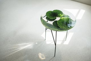 Float Table by Olivia Lee