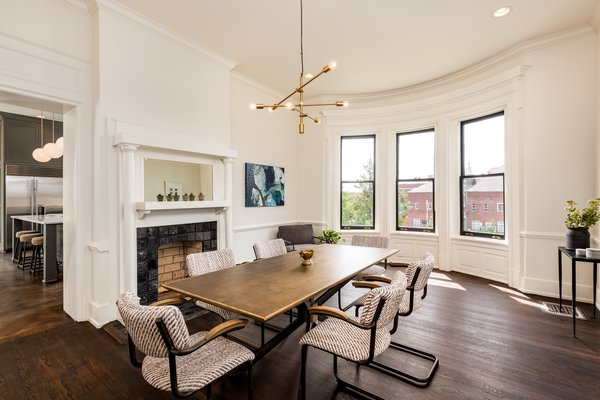 Photo 5 of 14 in Modern Interiors Shine Behind the 19th-Century Facade of This Nashville Home, Now Asking $2.1M