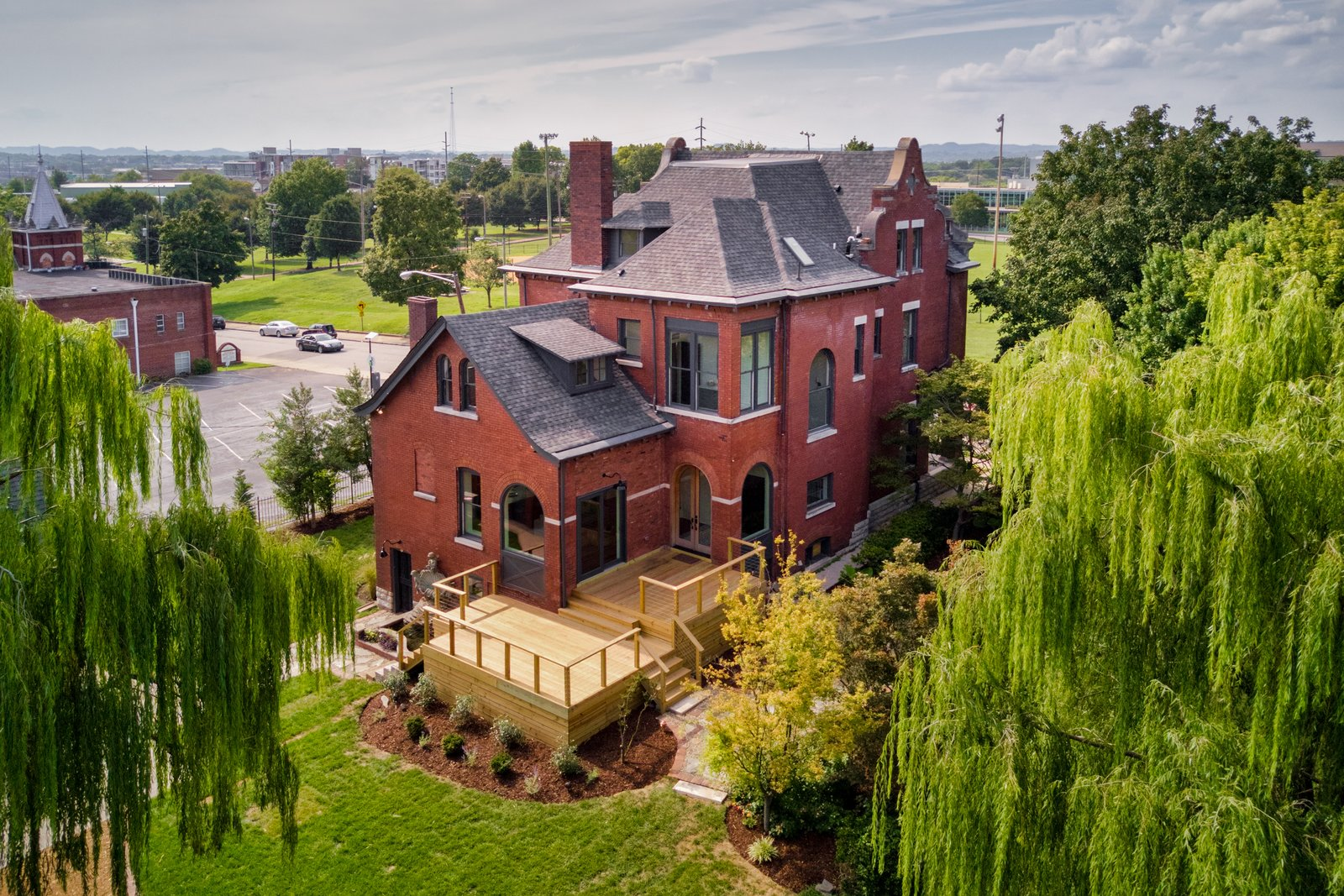 Photo 14 of 14 in Modern Interiors Shine Behind the 19th-Century Facade of This Nashville Home, Now Asking $2.1M