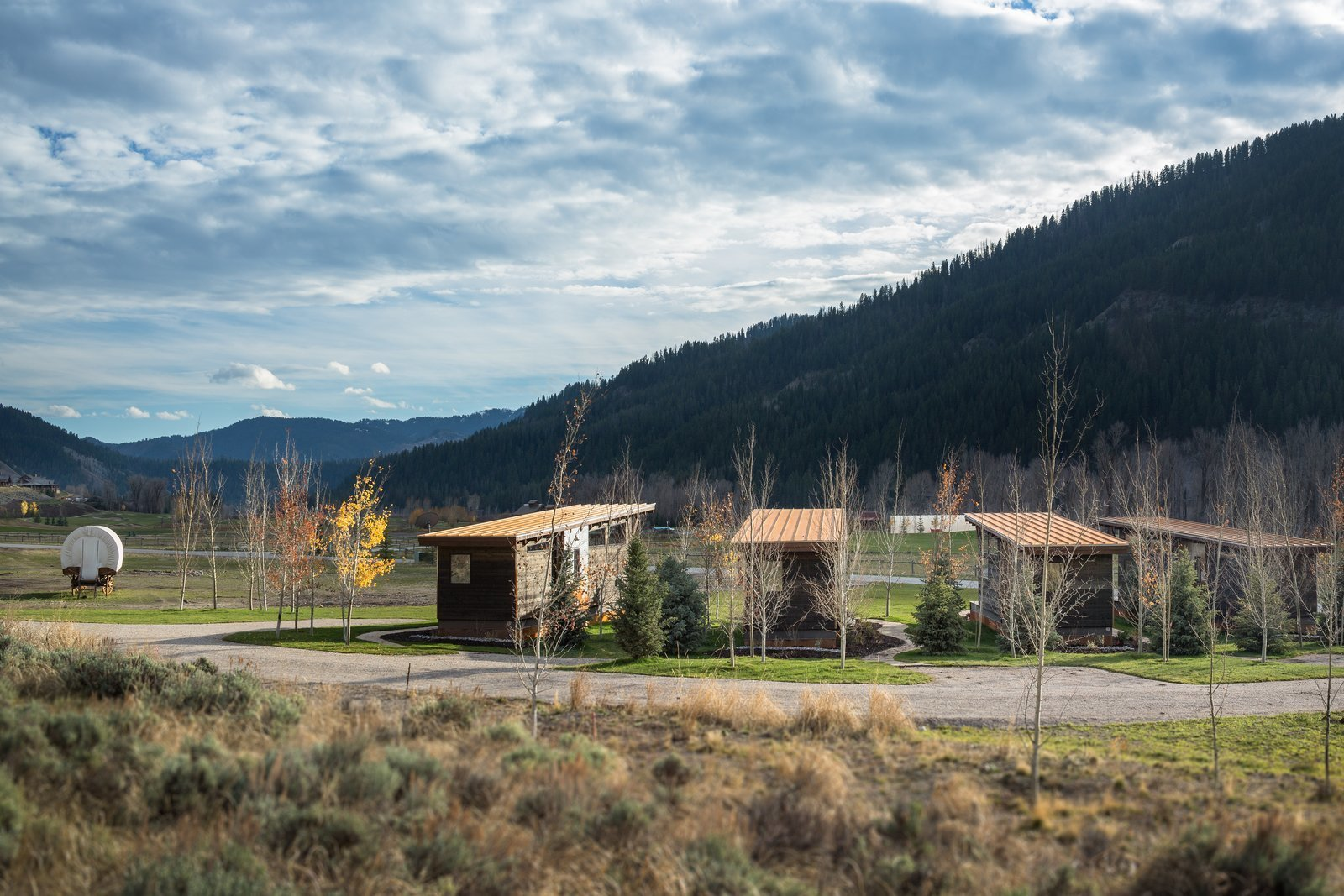 Test Out Tiny House Living At One Of These Nature Immersed Cabin Resorts Dwell