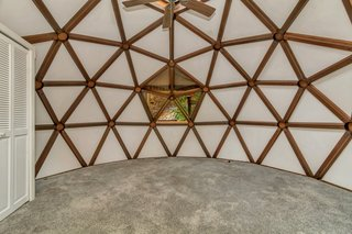 It Took Seven Years to Build This Geodesic Dome by Hand—and it's Now Listed For $889K - Photo 10 of 11 -
