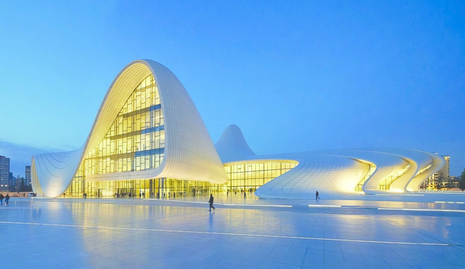 Photo 1 of 9 in Celebrate the Late Zaha Hadid With a New Book That Highlights Her Unforgettable Work