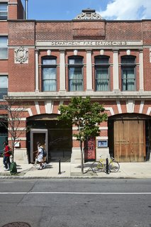 Once an abandoned building, Firehouse 12 is today full of activity, with a bar, a loft, and a joint music venue/recording studio—one of the few of its kind—contained within its original 6,920-square-foot shell.