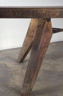 Jean Prouvé, S.A.M. Table, Variant ©Patrick Seguin