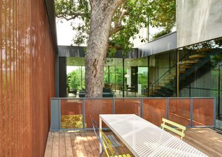 A Refined Austin Home With Verdant Views Asks Just Under $2M - Photo 1 of 11 -
