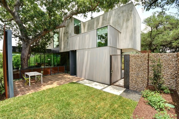 A Refined Austin Home With Verdant Views Asks Just Under $2M