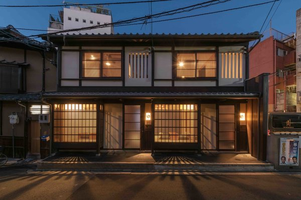 Stay in a Historic Japanese Townhouse in Kyoto That Was Saved From Ruin - Photo 1 of 15 -