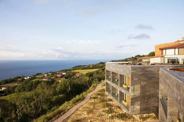 Spain's Basque Coast Gets a New Modern Hotel With a Michelin-Starred Restaurant