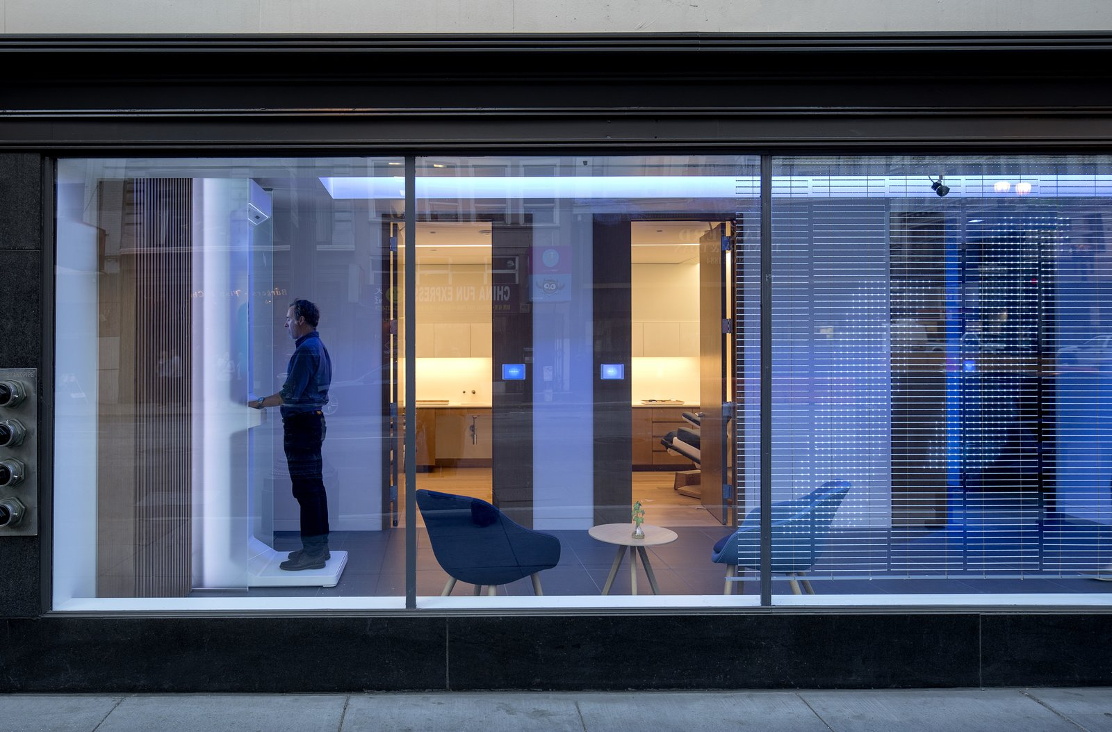 Windows  Photo 10 of 12 in A Healthcare Start-Up Combines Modern Design With Top-Notch Technology and Care