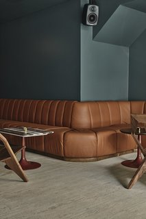 A New Bar in Helsinki Channels a Retro Soundtrack and a Midcentury Milanese Hotel Lounge - Photo 3 of 9 -