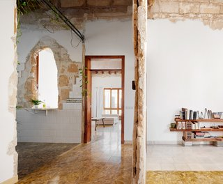 A Salvaged Apartment on Mallorca Leaves its Roots Exposed - Photo 9 of 13 -