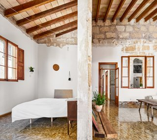 A Salvaged Apartment on Mallorca Leaves its Roots Exposed - Photo 4 of 13 -