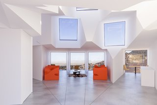 A Film Producer's Desert Retreat Is a Starburst of Shipping Containers - Photo 4 of 9 -