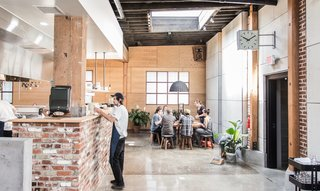 An Australian Cafe Filled With Handcrafted Details Comes to Portland, Oregon