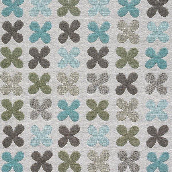 Maharam Quatrefoil Fabric