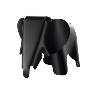 Eames Elephant in Black