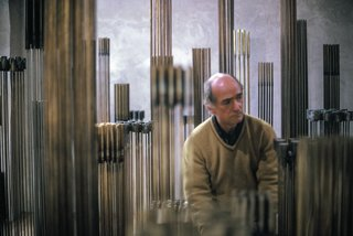 A New Box Set Captures Harry Bertoia at the Sonambient Barn - Photo 1 of 14 -
