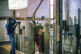 A New Box Set Captures Harry Bertoia at the Sonambient Barn - Photo 2 of 14 -