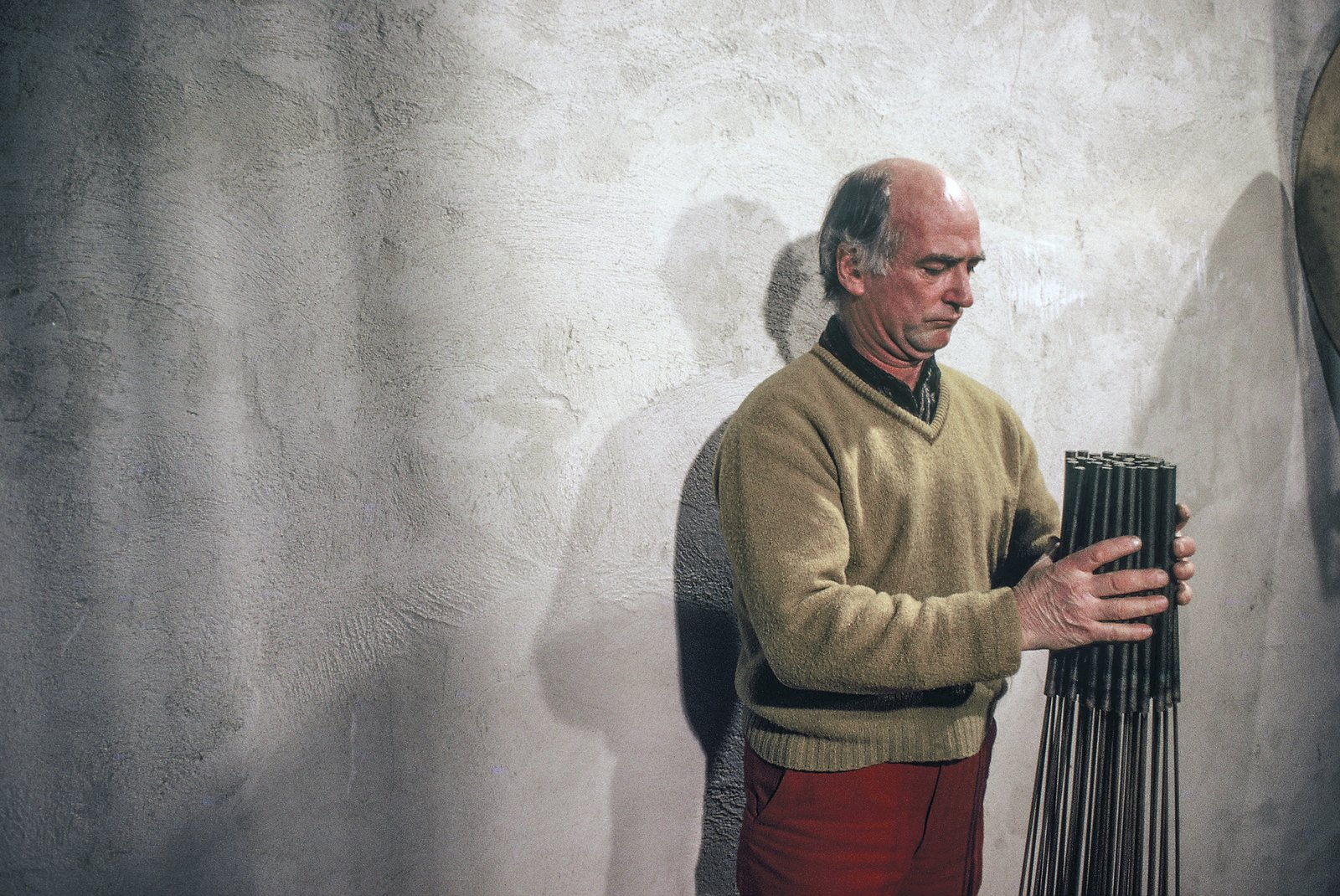 Photo 4 of 15 in A New Box Set Captures Harry Bertoia at the Sonambient Barn