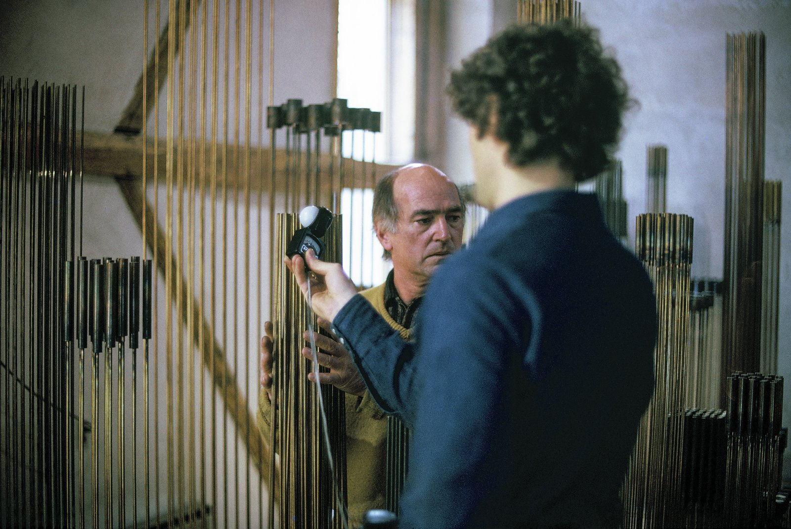 Photo 6 of 15 in A New Box Set Captures Harry Bertoia at the Sonambient Barn